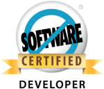Salesforce Certified Developer Logo